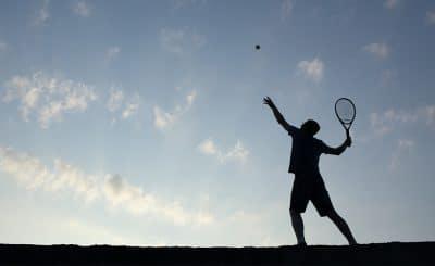 Illustration de l'article definition double faute tennis