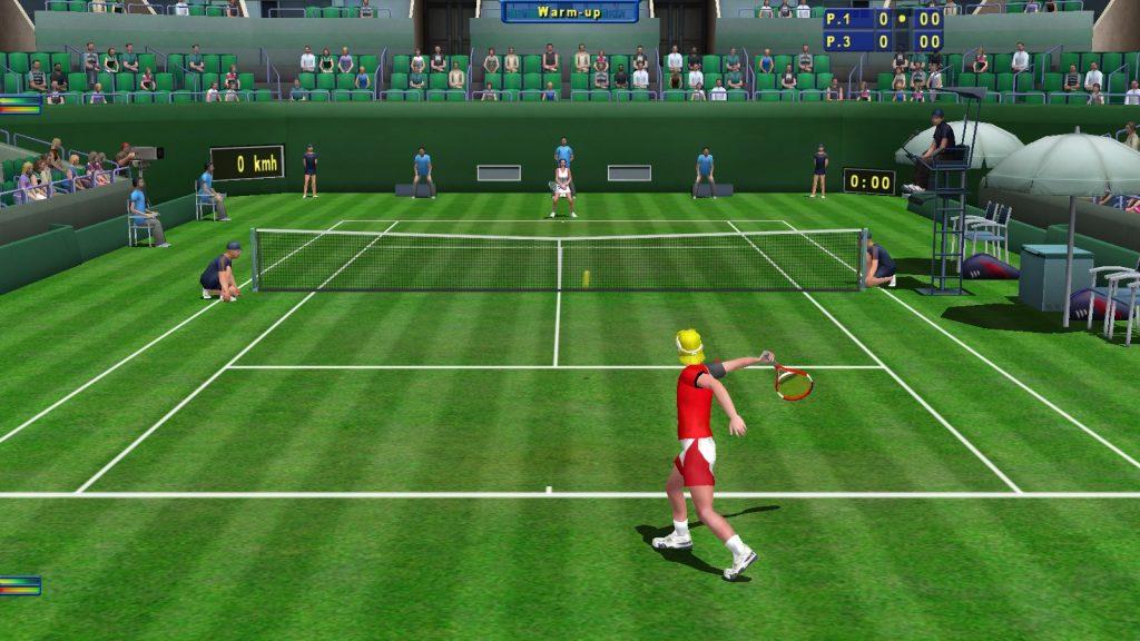 Illustration pour le jeu tennis elbow