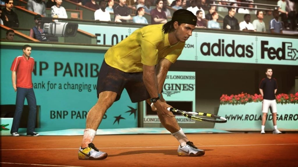 Illustration du jeu Top Spin 4 - Un des meilleurs jeux de tennis